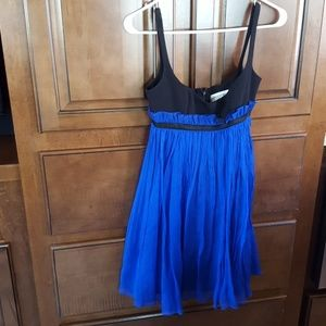 Gorgeous Cobalt Blue Cocktail Dress